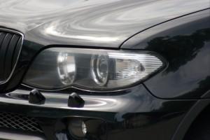 Checking the Headlights