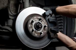 Checking the Brakes