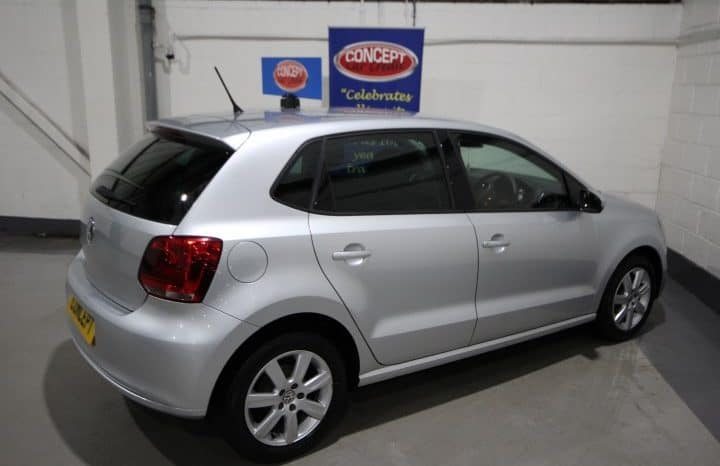 VW POLO full