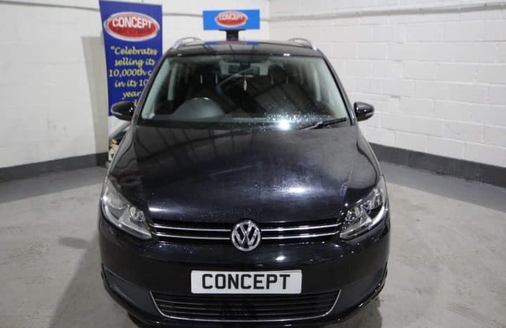 VW TOURAN full