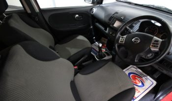 NISSAN NOTE N TEC DCI full