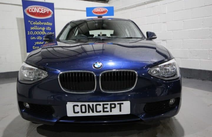 BMW 116D EFFICIENTDYNAMICS full