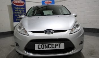 FORD FIESTA ZETEC full