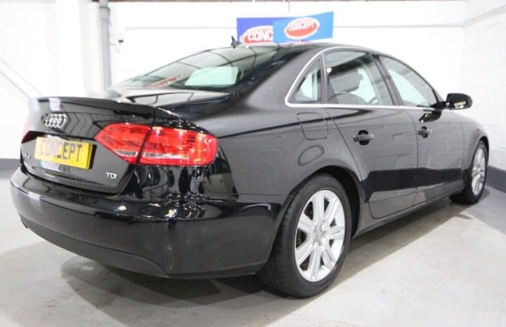 AUDI A4 TECHNIK TDI full