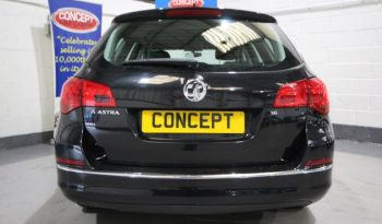 VAUXHALL ASTRA TECH LINE full