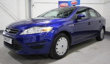 FORD MONDEO EDGE TDCI full