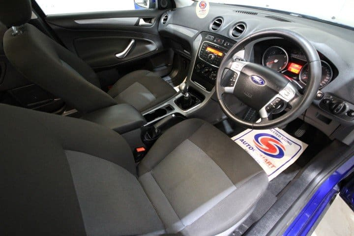 Used Ford Mondeo Edge Tdci Car Showroom Manchester