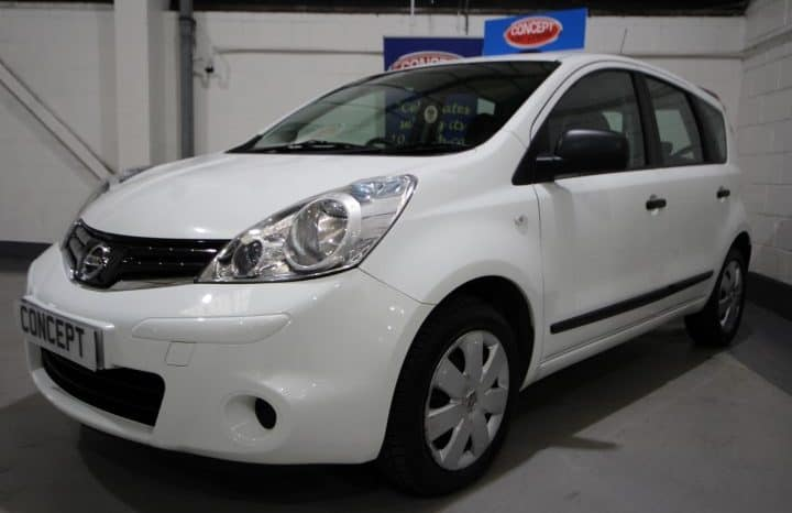 NISSAN NOTE VISIA DCI full