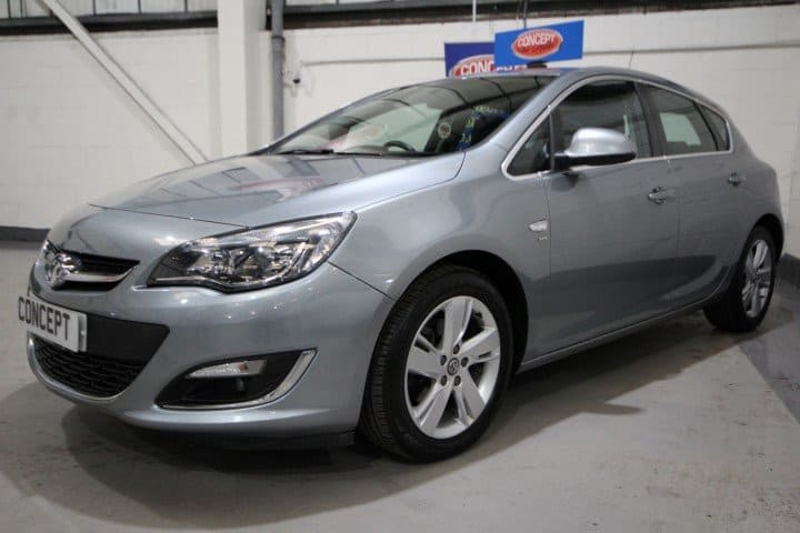 Used VAUXHALL ASTRA SRI CDTI - Car Showroom Manchester