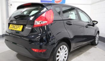 FORD FIESTA EDGE full
