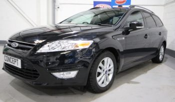 Used Ford Mondeo Zetec Tdci Car Showroom Manchester