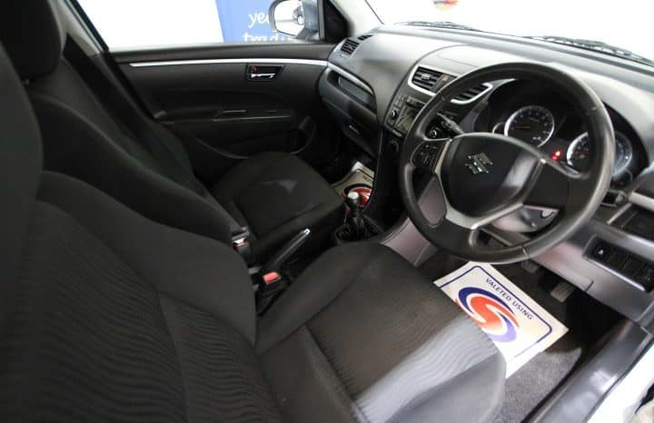 SUZUKI SWIFT SZ3 full