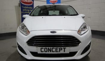 Used Ford Fiesta Zetec Car Showroom Manchester