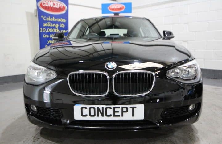 BMW 116D EFFICIENT DYNAMICS full