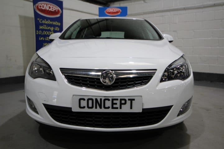 Used VAUXHALL ASTRA SRI - Car Showroom Manchester