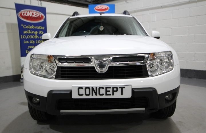 DACIA DUSTER LAUREATE DCI full
