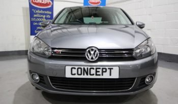 VOLKSWAGEN GOLF GT TDI 140 full