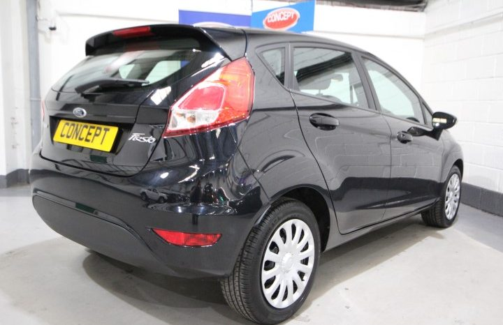 FORD FIESTA STYLE TDCI full