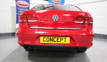 VOLKSWAGEN PASSAT S BLUEMOTION TECH TDI full