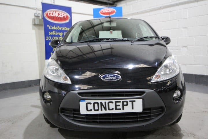 Used Ford Ka Style Car Showroom Manchester