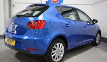 SEAT IBIZA SE CR TDI full