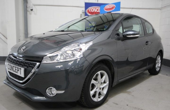used peugeot 208 active car showroom manchester. Black Bedroom Furniture Sets. Home Design Ideas