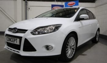 FORD FOCUS ZETEC TURBO full