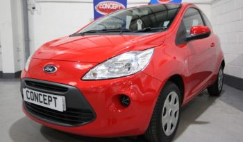 FORD KA EDGE full