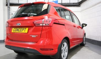 FORD B MAX ZETEC TURBO full