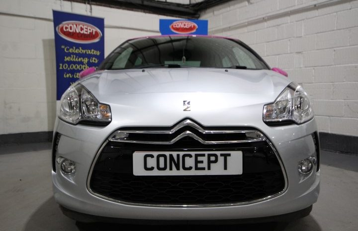 CITROEN DS3 DSTYLE E HDI full
