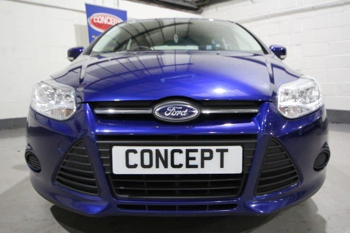 Used Ford Focus Edge Econetic Car Showroom Manchester