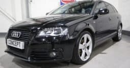 AUDI A3 BLACK EDITION TDI 138