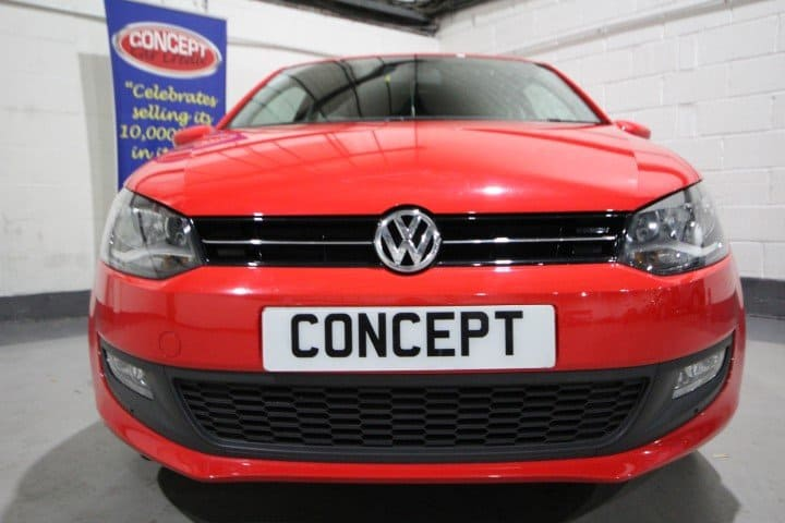 Used VOLKSWAGEN POLO MATCH EDITION - Car Showroom Manchester