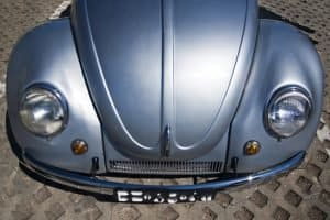 No average car: Volkswagen Beetle