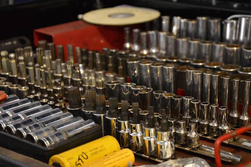 Professional Car Mechanic Tools