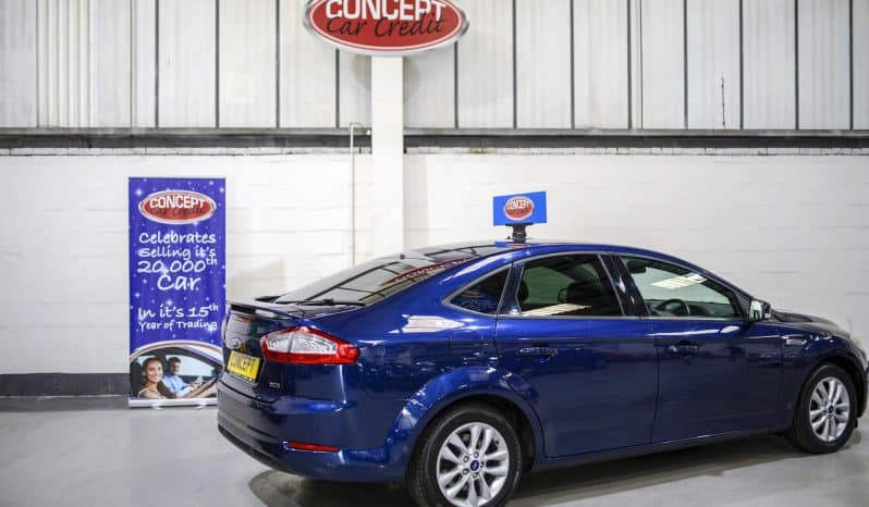 FORD MONDEO GRAPHITE TDCI full
