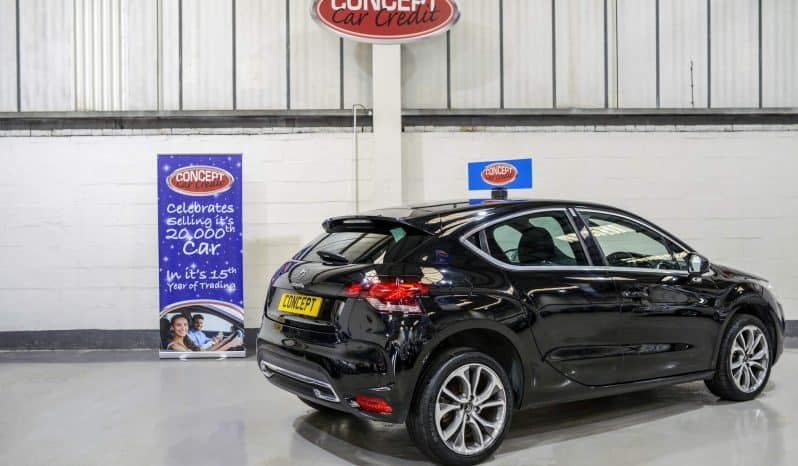 CITROEN DS4 DSTYLE E HDI AIRDREAM full