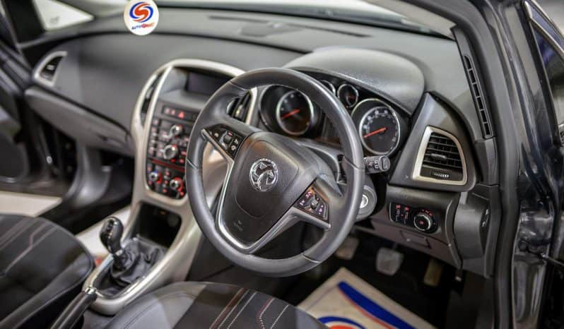 VAUXHALL ASTRA LIMITED EDITION full