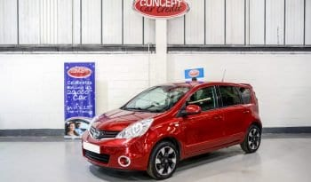 NISSAN NOTE N TEC+ full