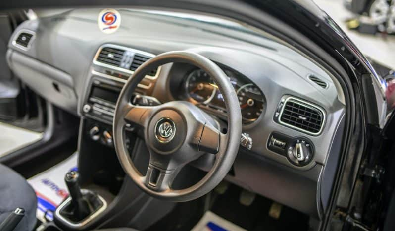 VW POLO MATCH EDITION full
