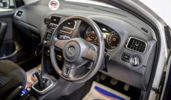 VOLKSWAGEN POLO MATCH EDITION full