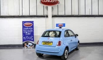 FIAT 500 COLOUR THERAPY full