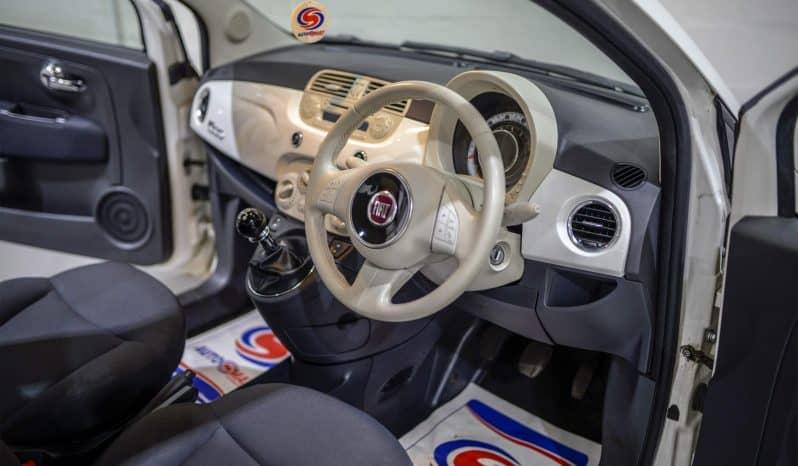 FIAT 500 LOUNGE full