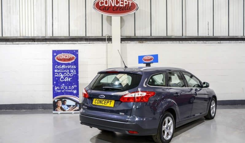 FORD FOCUS ZETEC NAV ECONETIC full