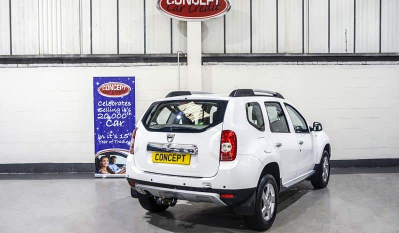 DACIA DUSTER LAUREATE DCI 4X2 full