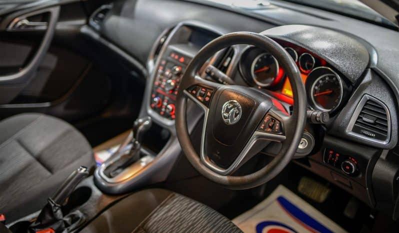 VAUXHALL ASTRA EXCLUSIVE AUTO full