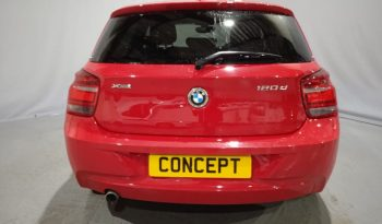BMW 1 SERIES 2.0 120D XDRIVE SE 5d 181 BHP full