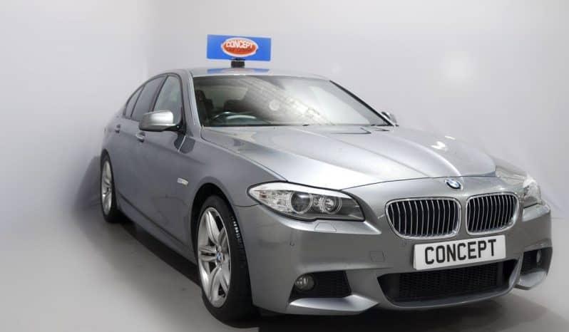 BMW 5 SERIES 2.0 520D M SPORT 4d AUTO 181 BHP full