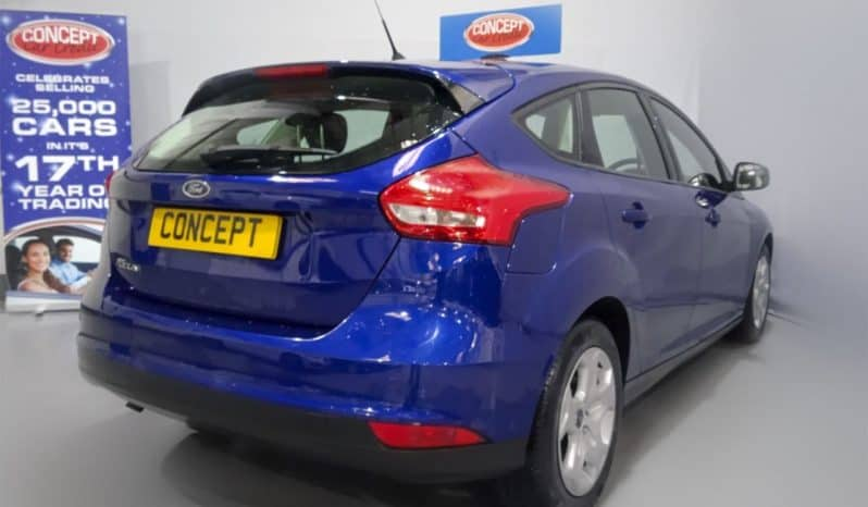 FORD FOCUS 1.5 STYLE TDCI 5d 94 BHP full