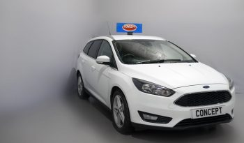 FORD FOCUS 1.5 ZETEC TDCI 5d 118 BHP full